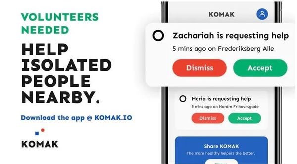 Volunteer-Connecting Apps
