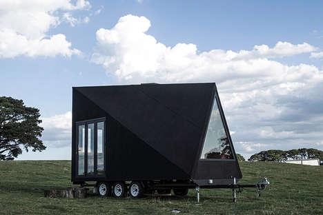 Elegant Micro-Cabin Trailers