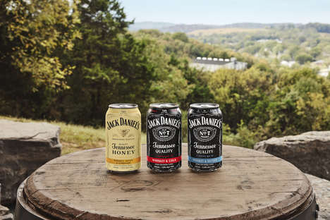 Spirit-Based Canned Cocktails