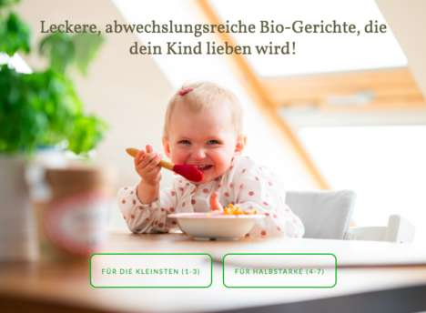 DTC Organic Kid Foods