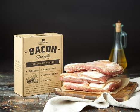 DIY Artisan Bacon Kits