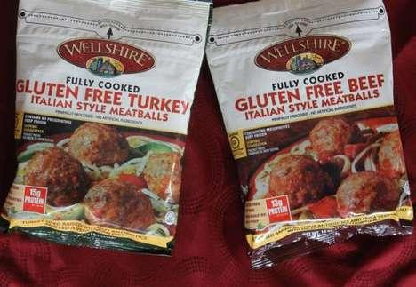 Oven-Roasted Gluten-Free Meatballs