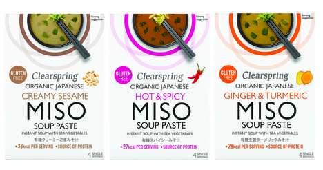 Organic Japanese Soup Mixes