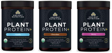 Superfood Protein Powders