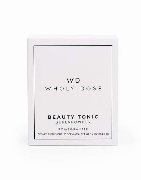 Ingestible Beauty Tonic Superpowders