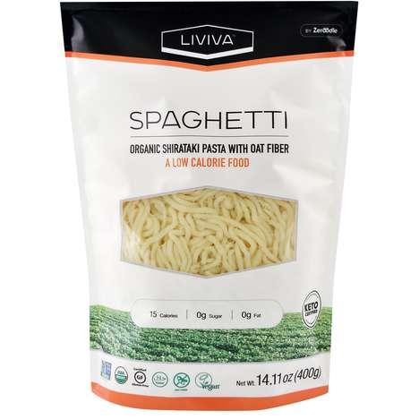 High-Fiber Pasta Alternatives