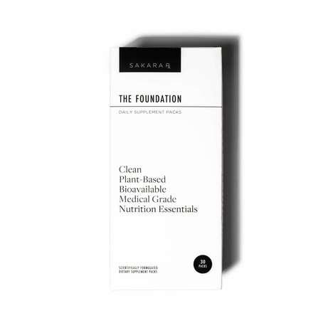 Plant-Based Wellness Supplement Packs