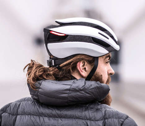 Intelligent Turn Signal Helmets