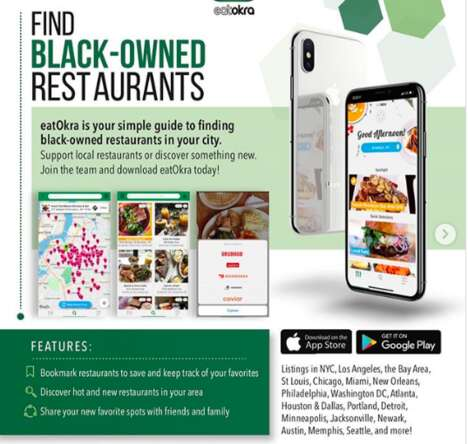Black-Owned Restaurant Directories
