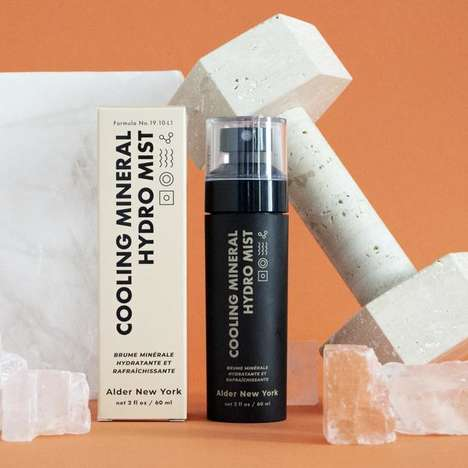 Mineral-Rich Facial Mists
