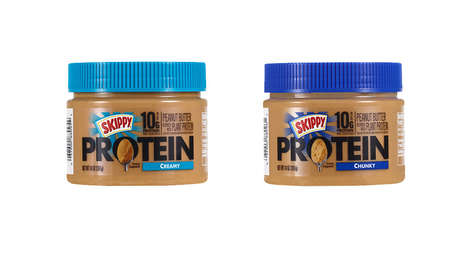 Protein-Enriched Peanut Butters