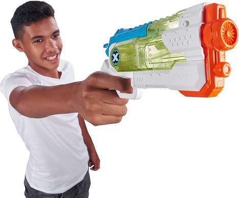 Wondrous Water Weapons