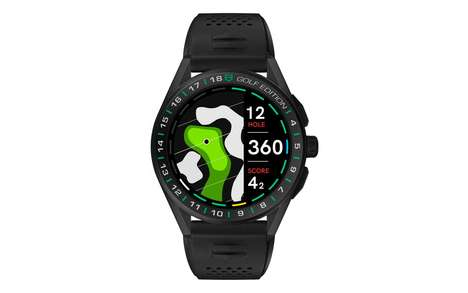 Golf-Themed Smart Watches