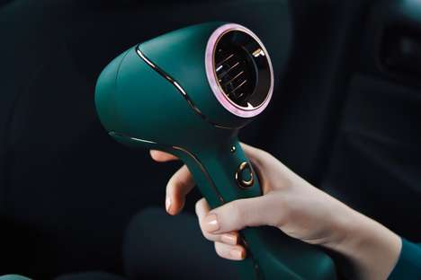 AI-Powered Cordless Hairdryers