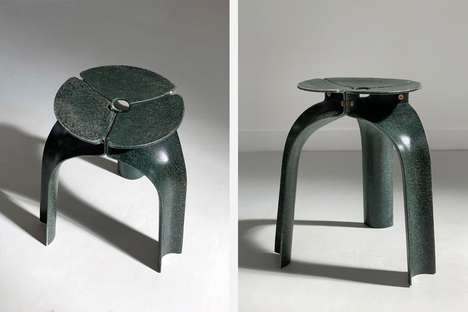 Eco-Friendly Moving-Friendly Stools