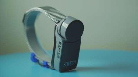 Smartphone Gesture Control Wearables