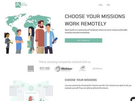 Online Remote Worker Communities