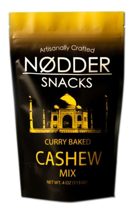 Globally Inspired Nut Snacks