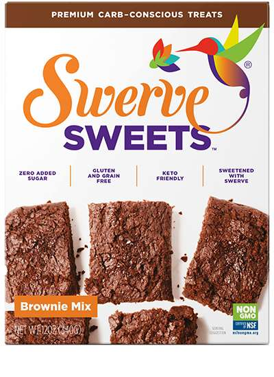 Carb-Conscious Brownie Mixes