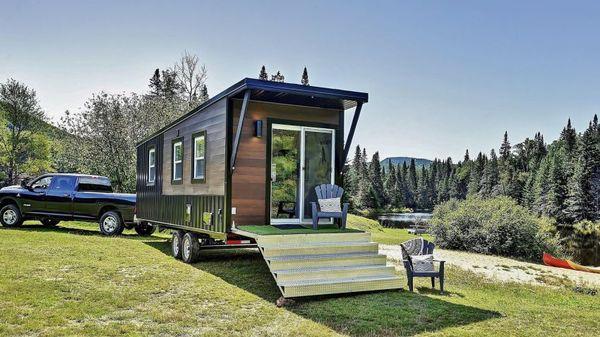Four-Season Camping Homes