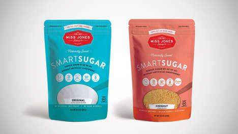 Reduced Sugar Baking Sweeteners