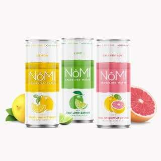 Summery Citrus Sparkling Waters