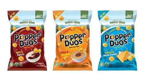 Child-Targeted Snack Ranges