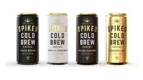 Wine-Infused Canned Coffees