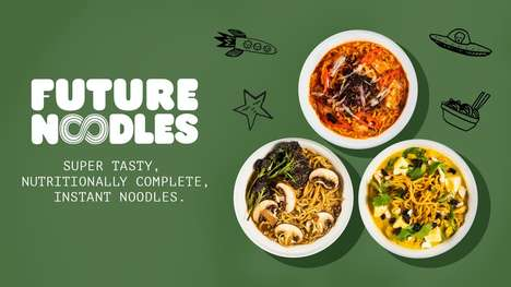 Nutritionally Complete Instant Noodles