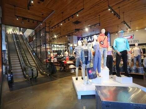 Clothing Retail Store Updates