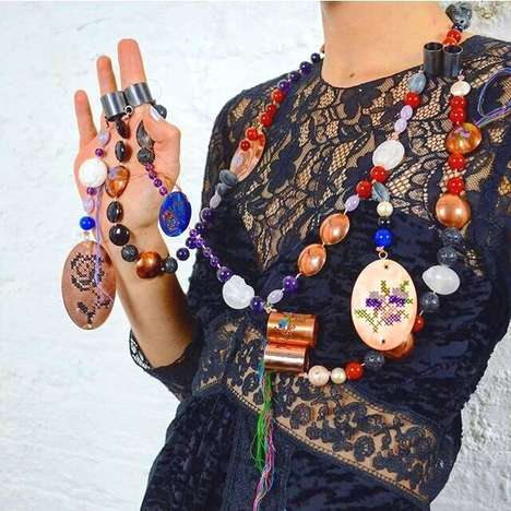 Mourning Jewelry Designs