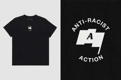 Racism-Fighting Charitable Tees