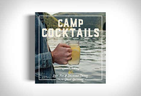 Wilderness Exploration Cocktail Books