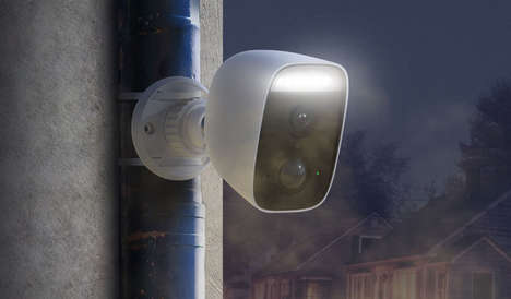 Smart Security System Cameras