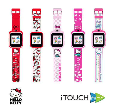 Kid-Friendly Anime Smartwatches