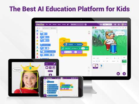 Kid-Friendly AI Platforms