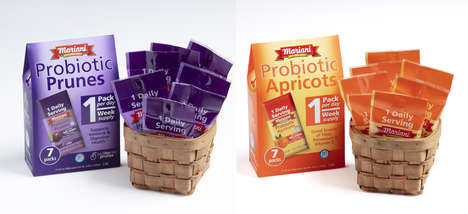 Probiotic Fruit Snacks