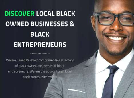 Black-Owned Business Locators