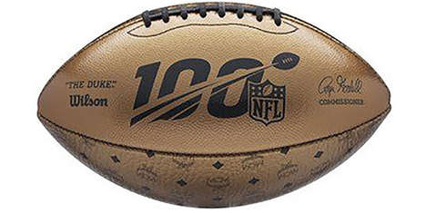 Commemorative Football Releases