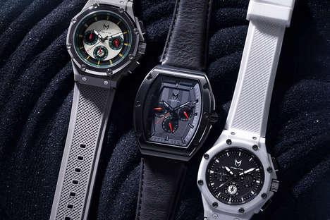 Celebratory Sci-Fi Timepieces