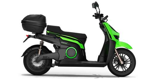 Low-Cost Package Delivery Scooters