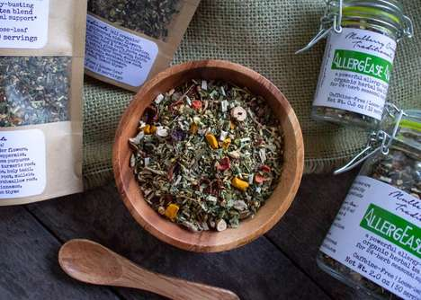 Anti-Allergy Tea Blends