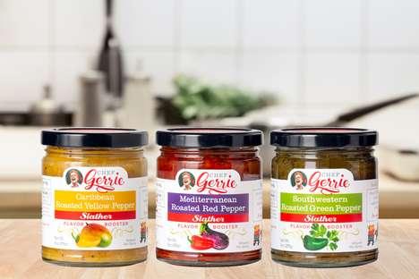 Versatile Pepper-Based Condiments