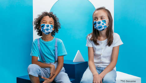 Kid-Friendly Face Masks