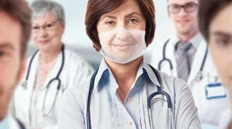 Transparent Surgical Masks