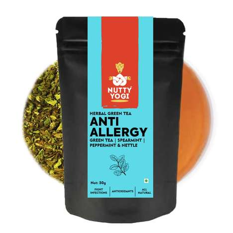 Herbal Anti-Allergy Teas