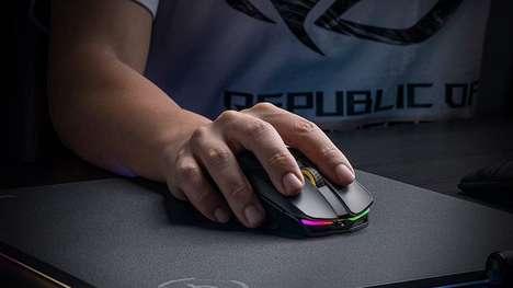 Qi-Enabled Gaming Peripherals