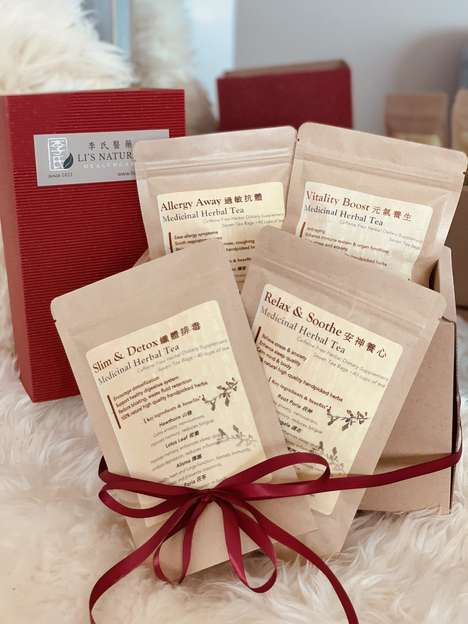 Allergy Relief Teas