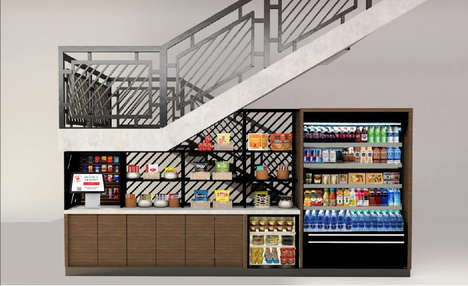 In-Apartment Self-Service Shops