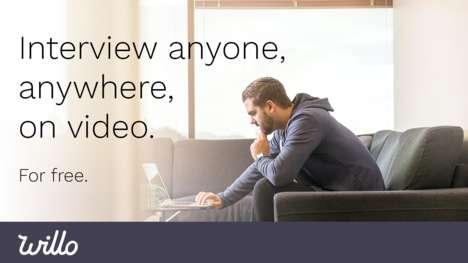 Video Interviewing Platforms